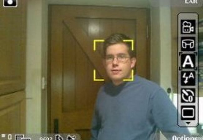 Nokia-N86-face-detection