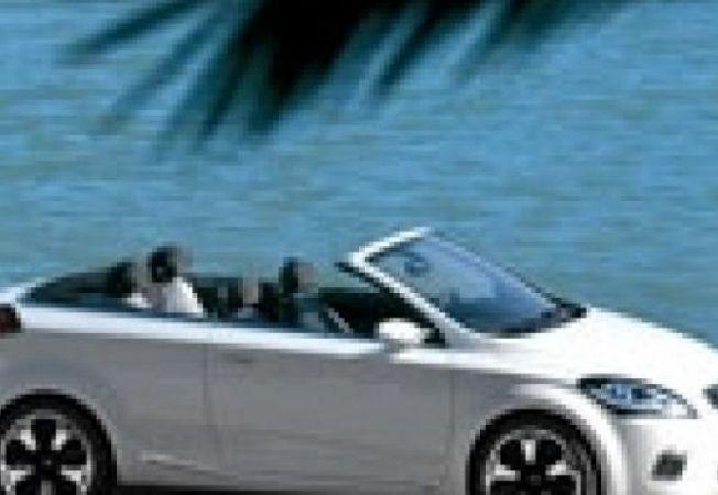 Kia ceed cabrio concept