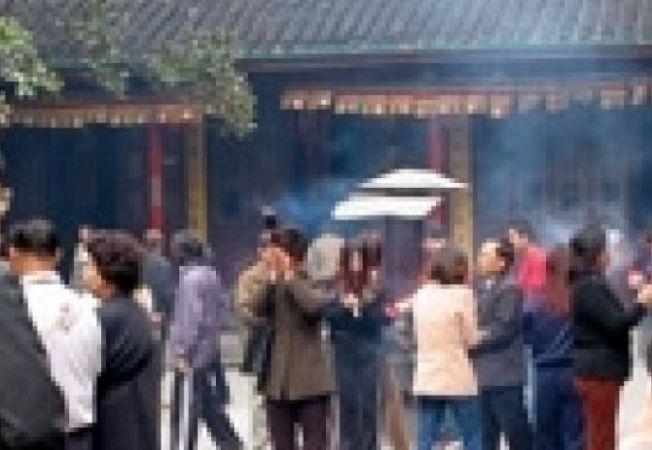 chinezi templu
