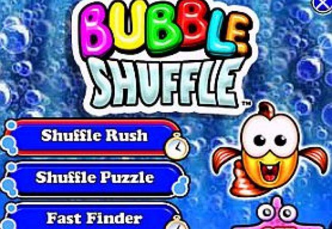 Bubble Shuffle 2