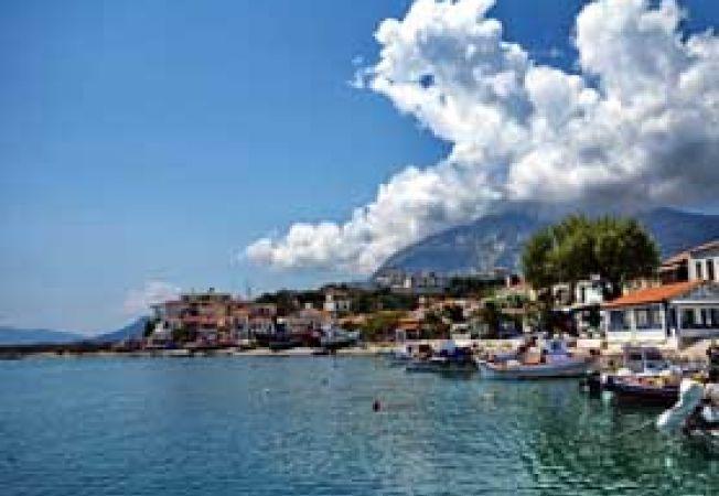 Ormos Marathokampou Grecia
