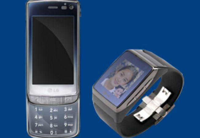 LG la MWC 2009