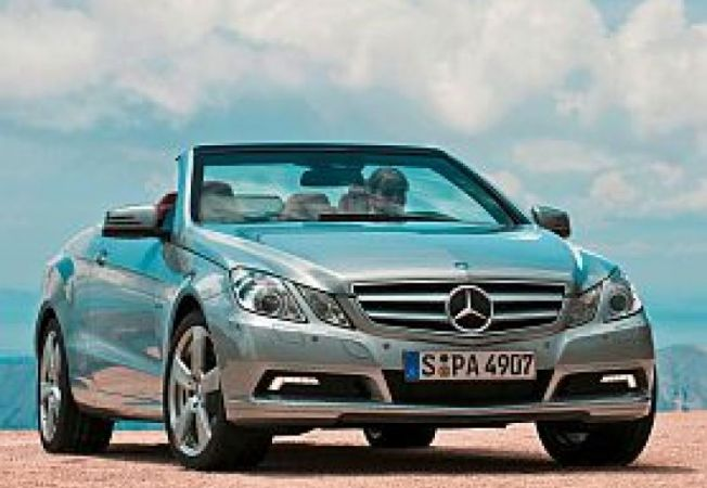 Mercedes-E-Klasse-Cabrio-Romania