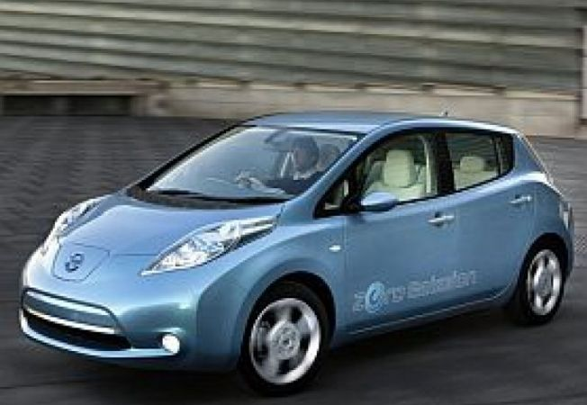Infinity-Nissan-Leaf
