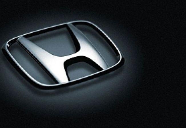 Honda hibrid logo