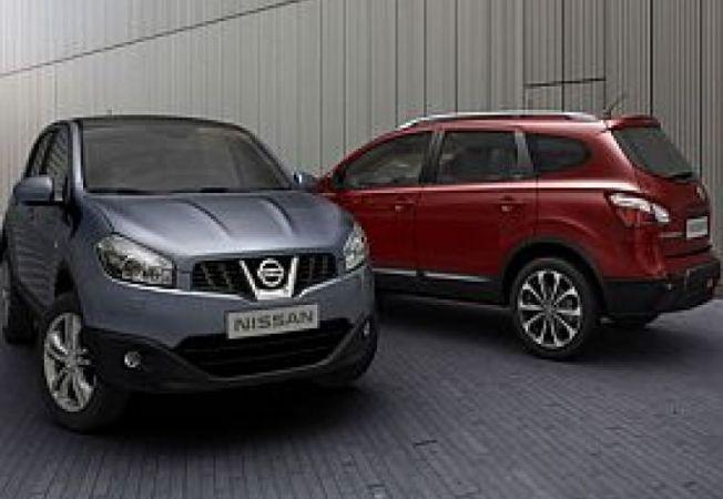 Nissan-Pathfinder-Qashqai