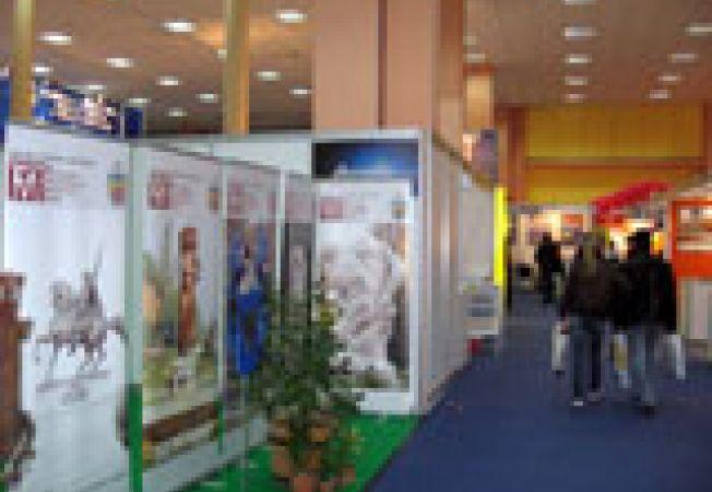 Targul de Turism al Romaniei2 2008 martie