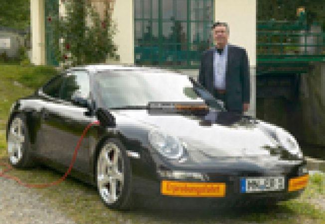 Porsche 911 electric