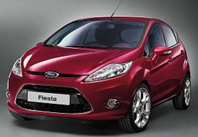 Ford Fiesta Romania
