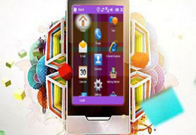 Microsoft-Pink-Phone