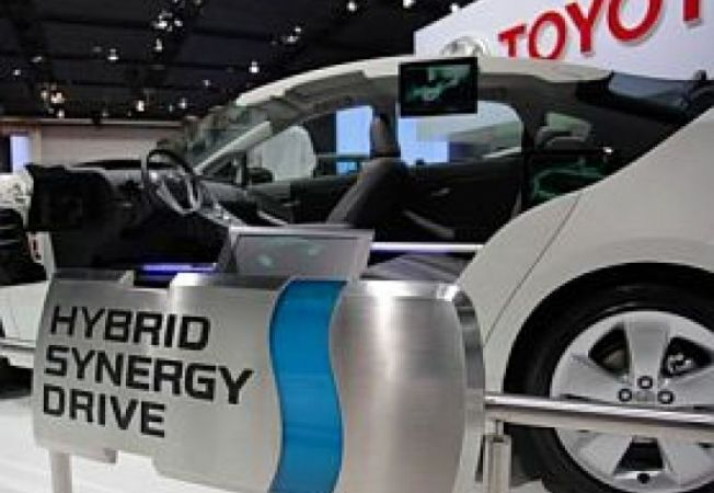 Toyota-intarzieri