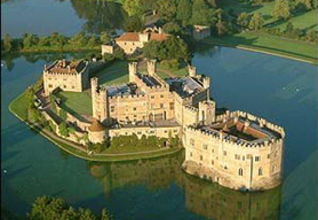 leeds castle, Anglia