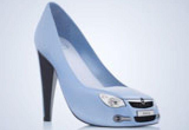 Pantofii Opel Agila