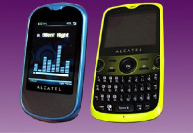 Alcatel OT-707 si OT-800