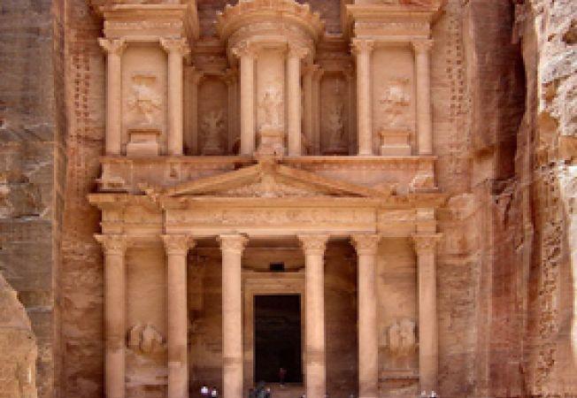 Petra, Al Khazneh