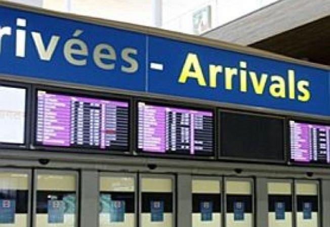Arrivals-Masini
