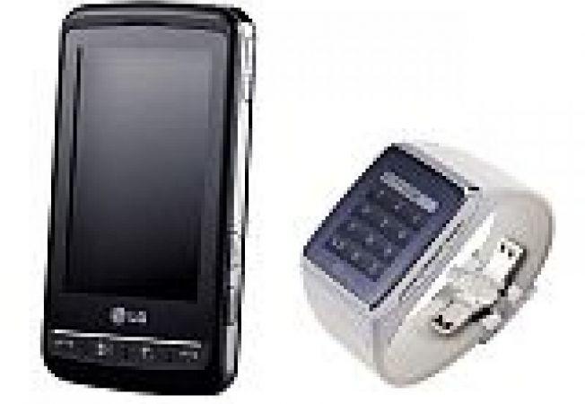 LG KS660 si GD910