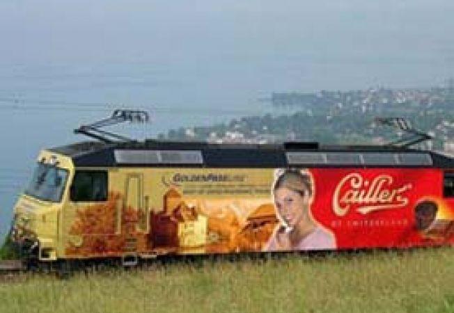 Trenul Ciocolatei