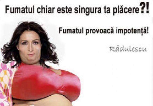Mihaela Radulescu parodie mare