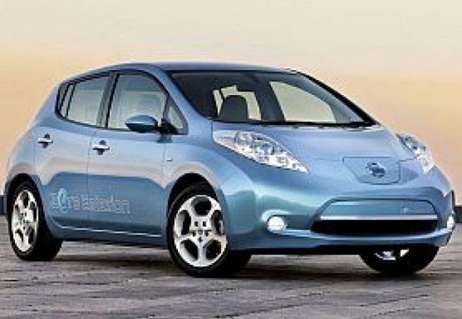 Nissan-Leaf-comenzi
