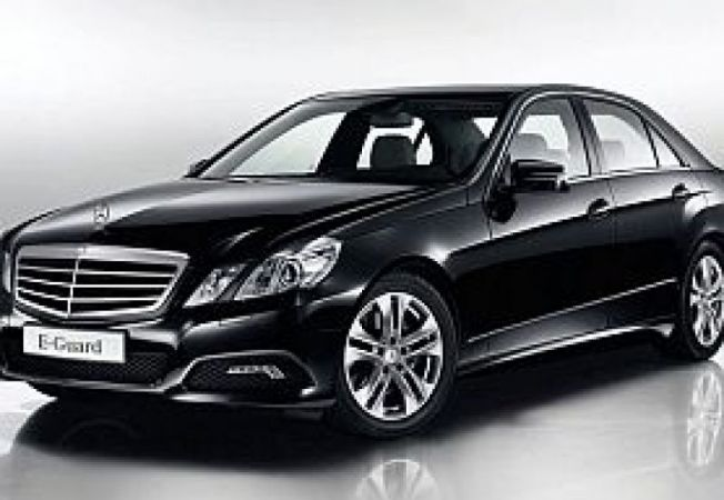 Mercedes E-Guard E-Klass