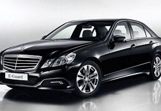 Mercedes E-Guard E-Klass