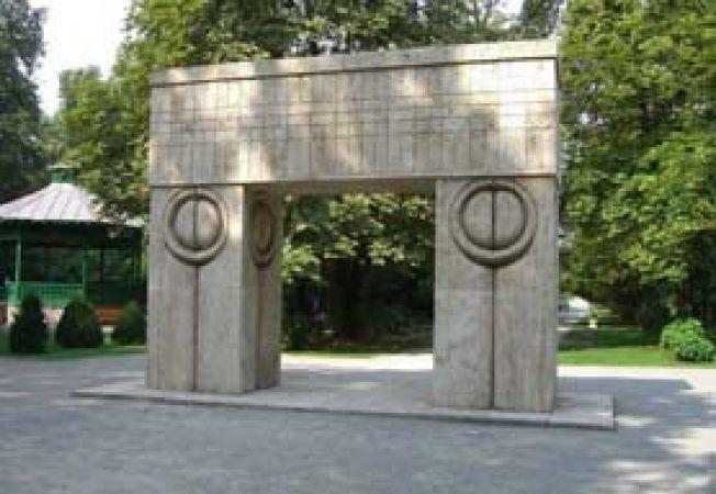 Poarta Sarutului Br