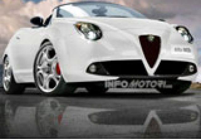 Alfa Romeo MiTo Cabrio