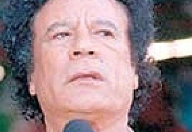 Ghadaffi