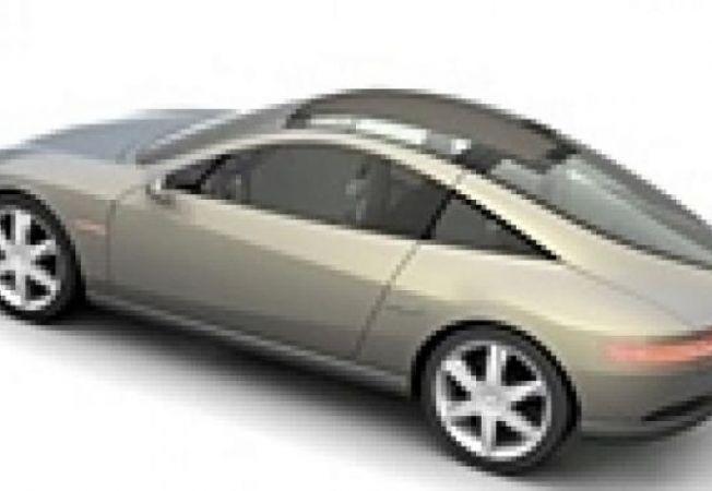 Renault Laguna III Coupe