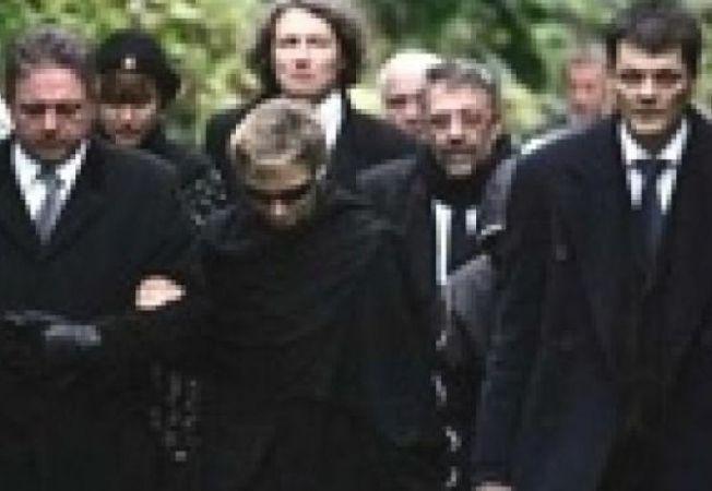 inmormantare Alexandr Litvinenko