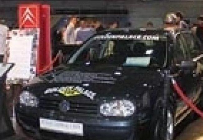Volkswagen Golf papa