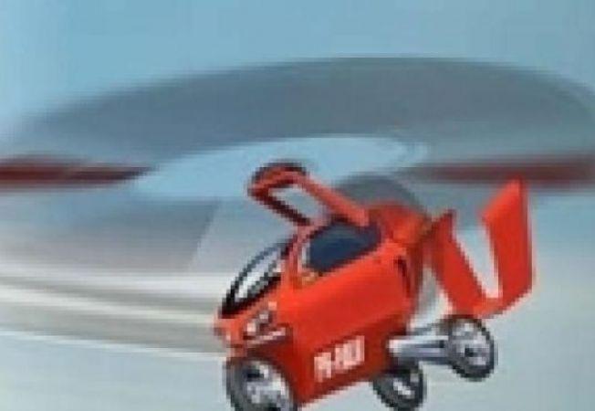 PALV masina care zboara