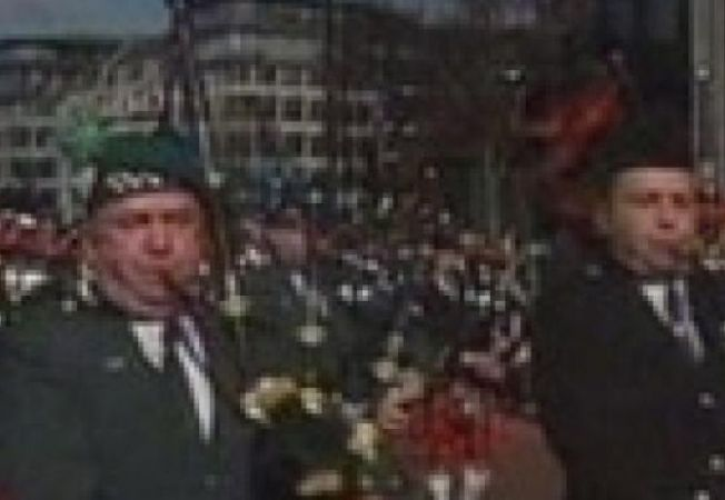 Paradă de Saint Patrick