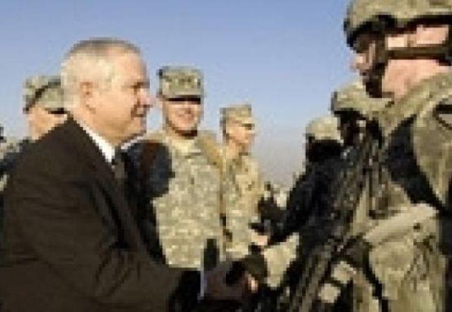 robert gates irak