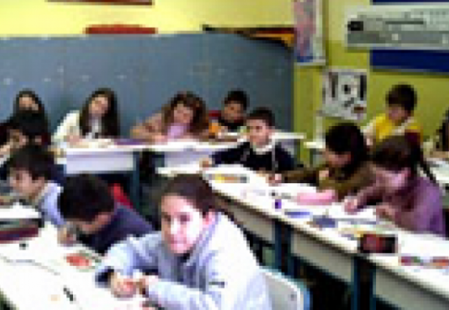scoala turca