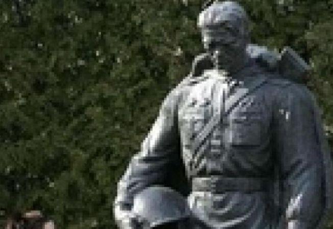 soldat bronz