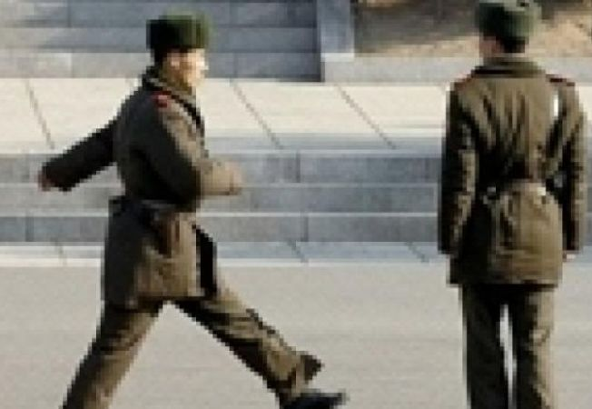 soldati coreea nord