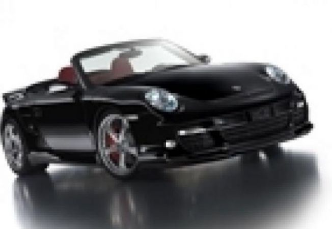 Porsche 911 turbo cabrio techart