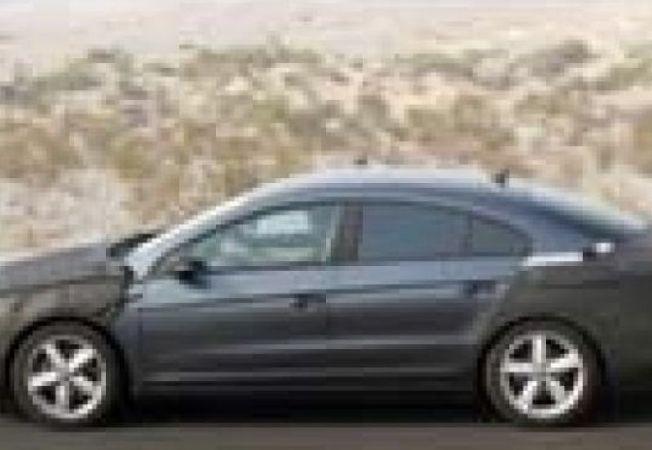 Volkswagen Passat spyshot