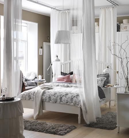Mobila dormitor ikea