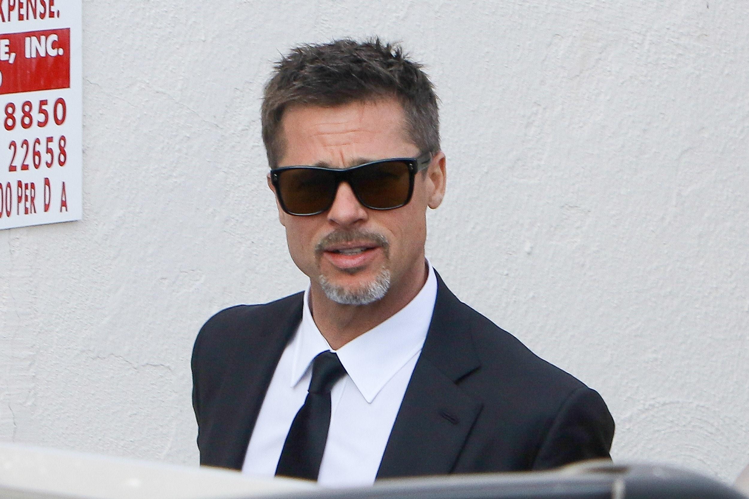 Brad Pitt se iubeste cu o printesa! A uitat-o pe Angelina si va deveni tata