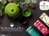 Brandul de ceaiuri premium The Republic of Tea a intrat in portofoliul Secom®