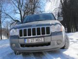 Drive test Jeep Grand Cherokee