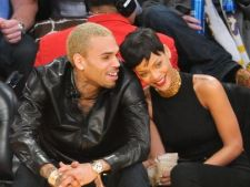 "Rihanna marturiseste: ""Chris Brown ma face fericita"""