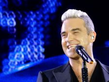 Robbie Williams, accident rutier in Capitala. Incredibil cum l-a despagubit pe sofer!