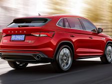 China primeste in exclusivitate noul Skoda Kodiaq GT
