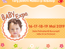 Incepe BABY EXPO - Cel mai Cool eveniment dedicat parintilor si gravidelor