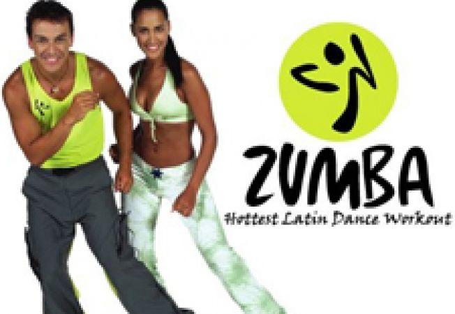 Zumba: energie, slăbire, endorfine!