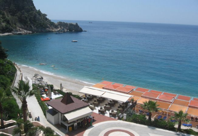 Lykia World, Oludeniz